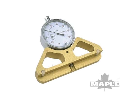 Jauge Maple - Maple gauge