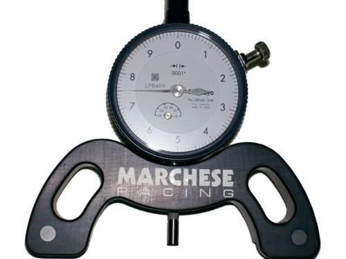 Marchese Premium gauge
