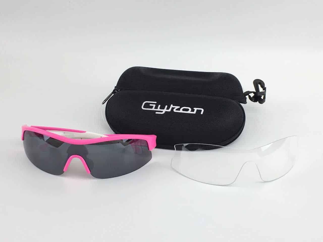 lunette gyron rose