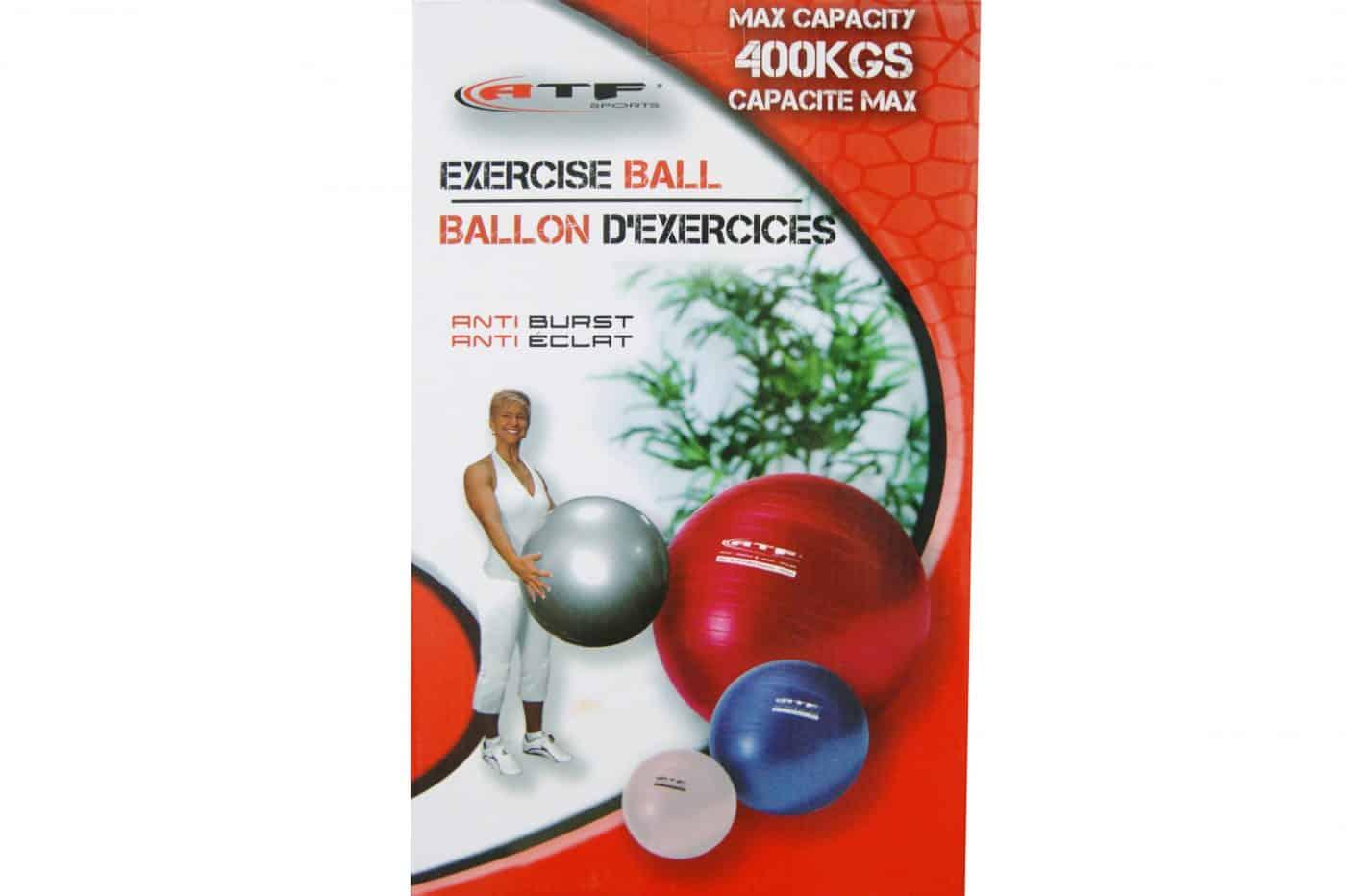 ballon d'exercice ATF