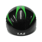 casque_las_noir_vert